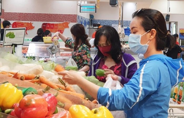 Hệ thống siêu thị Saigon Co.op đồng loạt giảm giá hàng Tết sớm