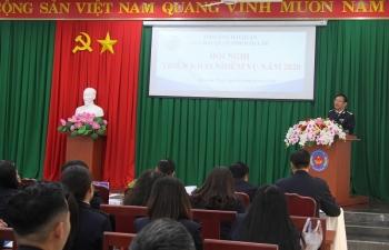 Cục Hải quan Đắk Lắk hoàn thành nhiệm vụ thu ngânsách năm 2019