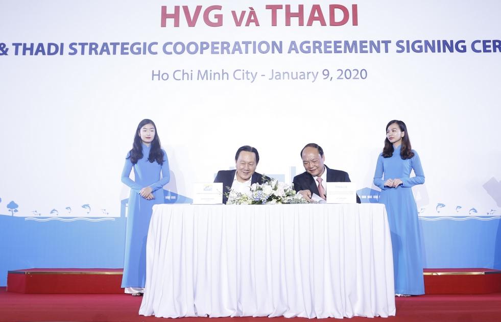Trường Hải bắt tay Hùng Vương đầu tư dự án nuôi heo