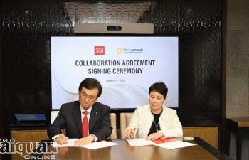 Bắt tay phát triển sản phẩm quỹ tại thị trường Hàn Quốc