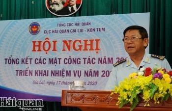 Hải quan Gia Lai – Kon Tum: Tăng cường phối hợp nhằm kiểm soát chặt địa bàn