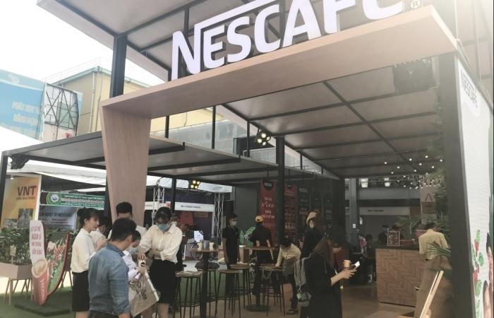 Xuất khẩu cà phê dự kiến giảm 10-15%