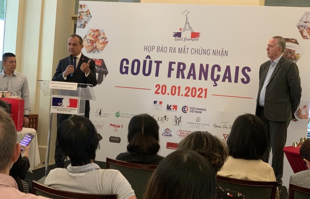 Pháp ra mắt chứng nhận Goût Français nhằm tăng lợi thế cho mặt hàng thực phẩm trong EVFTA