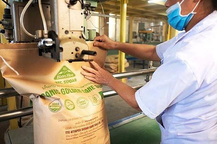 Mảng đường đóng góp tới 98% trong tổng doanh thu của TTC Sugar. Ảnh: ST