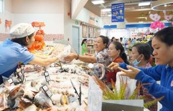 Cơ hội trúng xe máy, tivi khi mua sắm tại Co.opmart Bình Tân 2