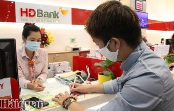 Lợi nhuận quý 1 của HDBank tăng trưởng khả quan