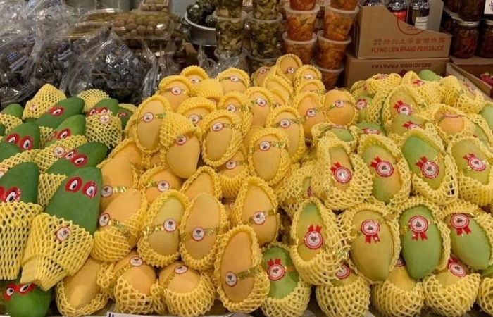 Ngày 2/9, chuyên gia Mỹ sang Việt Nam giám sát xuất khẩu trái cây