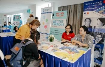Hàng trăm cơ hội việc làm tại các doanh nghiệp Pháp dành cho người Việt