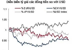 SSI: Tỷ giá nếu có biến động vẫn sẽ nằm trong tầm kiểm soát