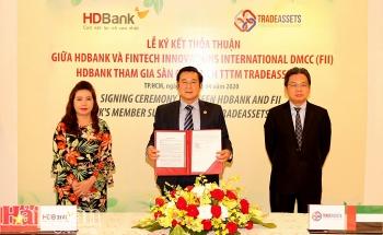 HDBank số hóa hoạt động tài trợ thương mại