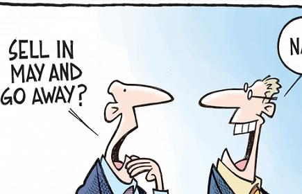 """""""Sell in May"""" nay đã khác xưa"""