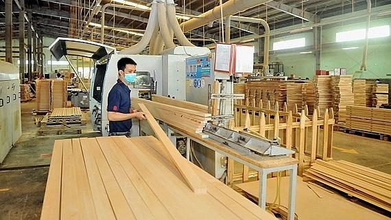 nhập khẩu sản phẩm đồ gỗ của Việt Nam đều yêu cầu sử dụng gỗ từ rừng trồng hoặc gỗ có chứng chỉ