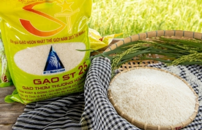 Doanh nghiệp gạo Việt Nam bị cảnh báo về vấn đề bản quyền