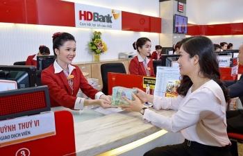 HDBank đạt lợi nhuận bán niên cao nhất từ trước đến nay