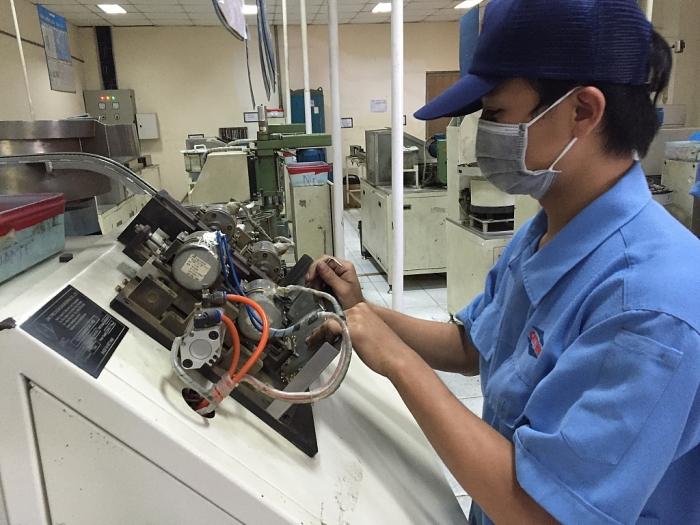 PMI của Việt Nam vượt ngưỡng 50 điểm