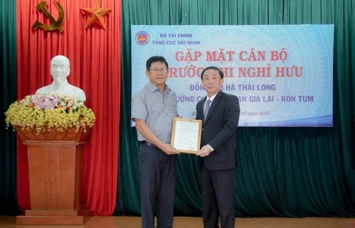 Phó Cục trưởng Lê Thị Thanh Huyền được giao phụ trách Cục Hải quan Gia Lai – Kon Tum.