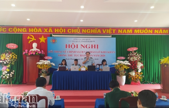 Hải quan Bình Phước: Thu ngân sách khả quan nhờ hiệu quả hỗ trợ doanh nghiệp