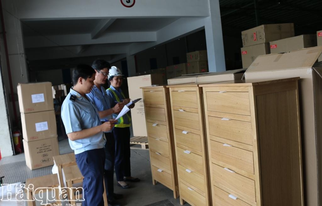 Toàn bộ lô gỗ của Công ty Mộc Cát Tường đã được thông quan với thuế suất 0%