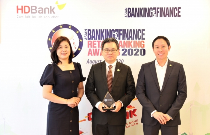 HDBank dẫn đầu thị trường Việt Nam về mảng bán lẻ