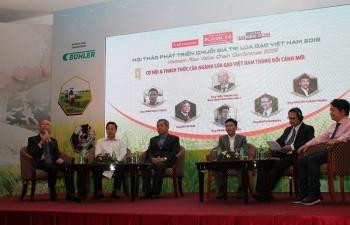 Công nghệ là chìa khóa để nâng cao chất lượng, năng lực cạnh tranh của gạo Việt
