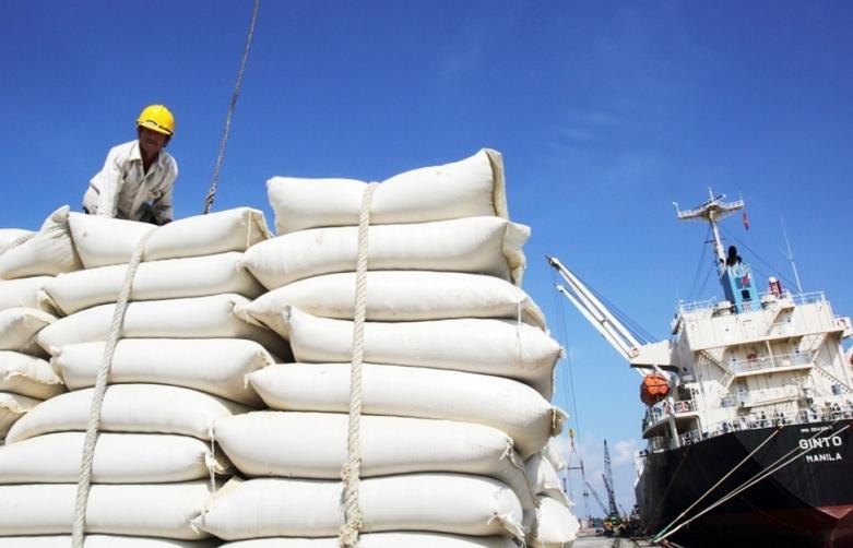 Giá gạo Việt Nam, Thái Lan đi xuống, gạo Ấn Độ tăng cao
