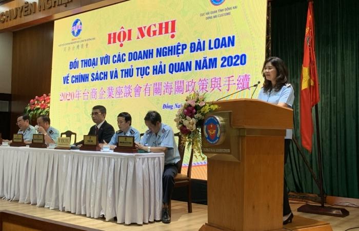 Hải quan Đồng Nai gỡ vướng cho doanh nghiệp Đài Loan về phân tích phân loại, thủ tục nhập khẩu thép…