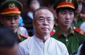 Cựu Phó chủ tịch UBND TPHCM Nguyễn Thành Tài lĩnh án 8 năm tù