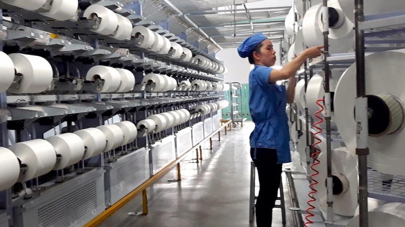 Ngành bông Mỹ  hỗ trợ doanh nghiệp dệt may Việt Nam nâng cao chất lượng