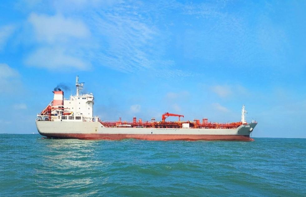 Đội tàu biển Việt Nam mạnh mẽ vươn ra thị trường quốc tế
