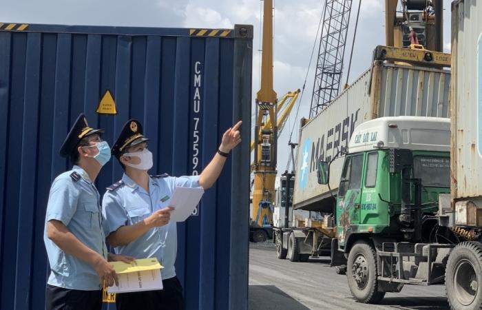 Hải quan Đồng Nai tích cực chuẩn bị cho việc chuyển đổi 2 chi cục