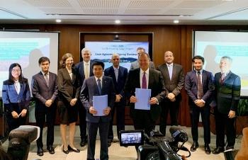 JICA đồng tài trợ cho nhà máy điện mặt trời nổi quy mô lớn đầu tiên ở Việt Nam