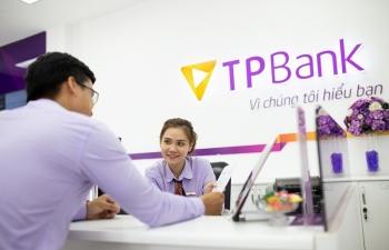 TPBank báo lãi 9 tháng trên 2.400 tỷ đồng