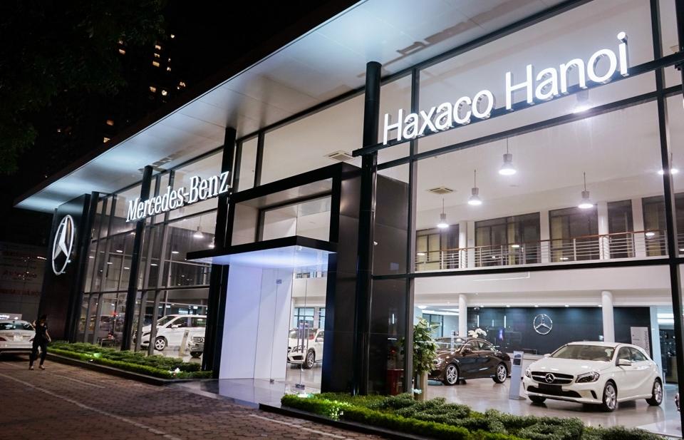 Haxaco lãi lớn nhờ chính sách giảm lệ phí trước bạ ô tô
