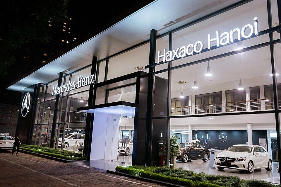 Showroom Haxaco tại Hà Nội
