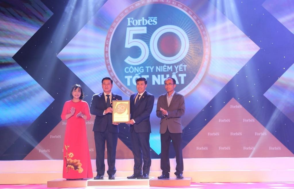 HDBank được vinh danh trong top 50 công ty niêm yết tốt nhất năm 2020