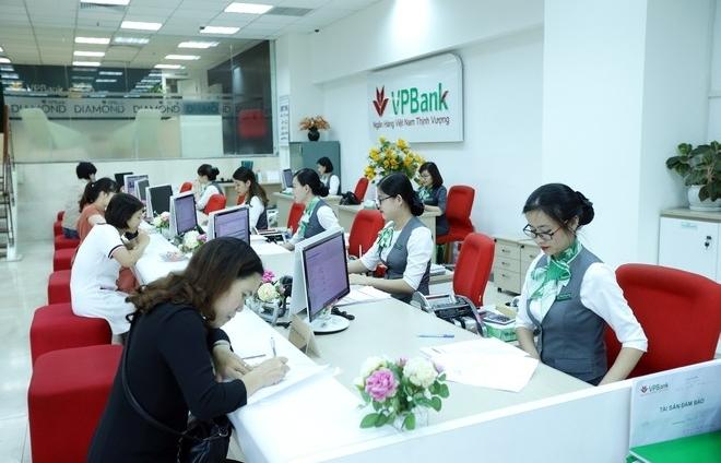VPBank đã hoàn thành 92% kế hoạch lợi nhuận cả năm