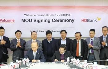 HDBank tăng cường dịch vụ cho khách hàng Hàn Quốc