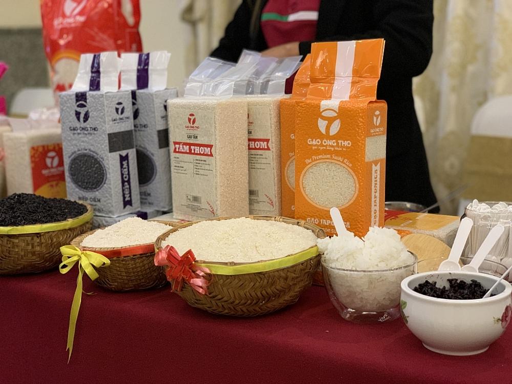 Xuất khẩu gạo thơm sang EU từ nay đến hết năm dự kiến sẽ tiếp tục tăng . Ảnh: N.H