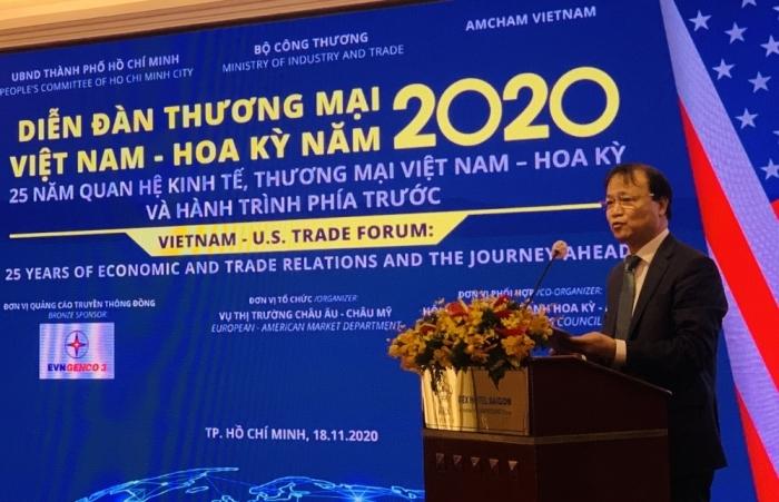 Hướng tới tầm cao mới trong quan hệ hợp tác Việt Nam – Hoa Kỳ