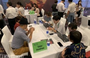 Doanh nghiệp Nhật muốn tăng mua hoa, rau củ Việt Nam