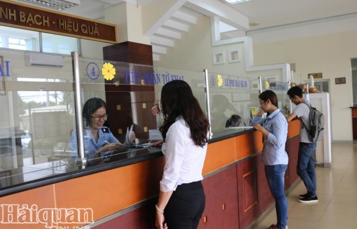 Quy trình nộp thuế tại ngân hàng chưa ký thoả thuận với cơ quan Hải quan