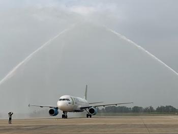 Bamboo Airways khai trương đường bay TPHCM – Thanh Hóa, giá vé từ 140.000 đồng