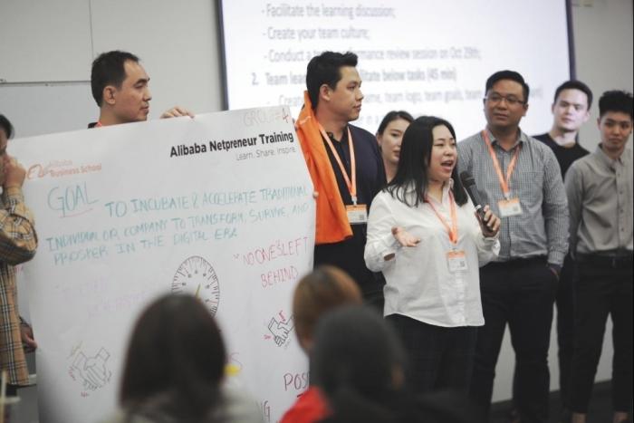 Alibaba triển khai sáng kiến đào tạo chuyển đổi số lần đầu tiên dành cho Việt Nam