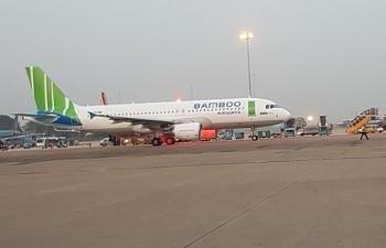 Bamboo Airways tăng cường bay đêm chặng TPHCM - Hà Nội