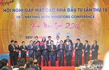 Nghệ An: 700 đại biểu sẽ dự Hội nghị gặp mặt các nhà đầu tư Xuân Kỷ Hợi