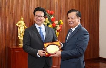 JBIC đề xuất hỗ trợ vốn chuyển giao công nghệ năng lượng cho Việt Nam