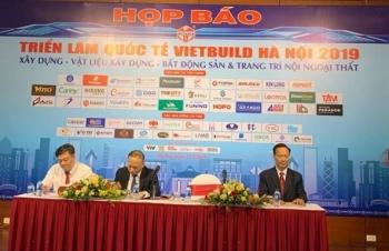450 doanh nghiệp tham gia Triển lãm Vietbuild Hà Nội 2019 lần thứ nhất