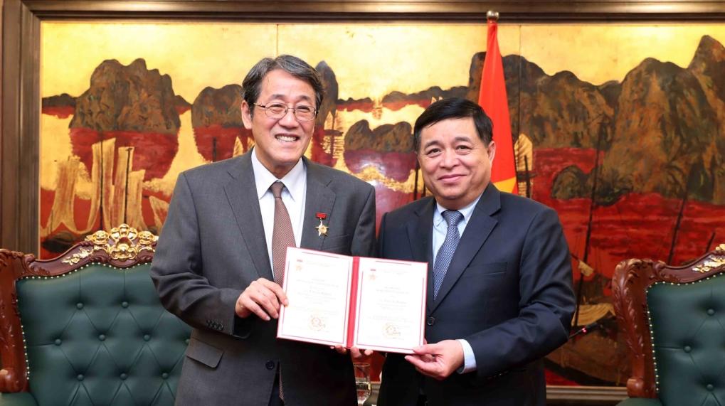 Việt Nam đang tập trung đẩy mạnh giải ngân vốn đầu tư công