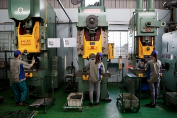 Doanh nghiệp ngành công nghiệp kỳ vọng vào sản xuất kinh doanh quý III