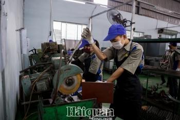 Ngành công nghiệp tăng trưởng thấp trong quý I